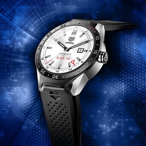 De TAG Heuer Connected combineert design met high-tech
