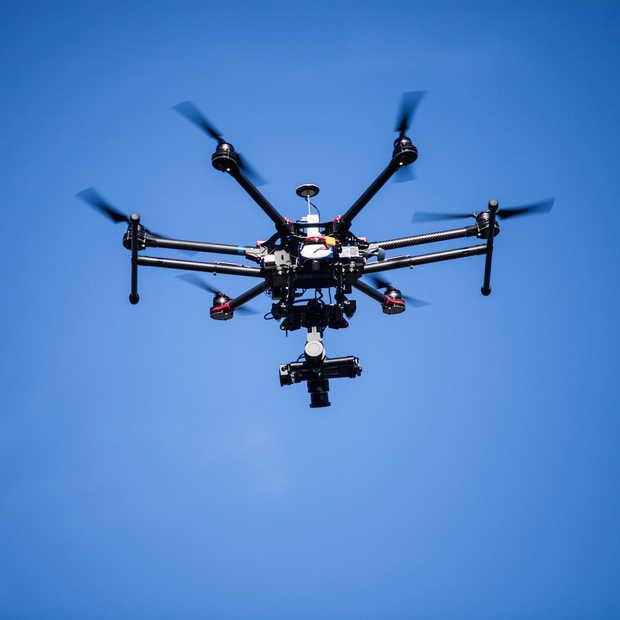 Teal: de snelste consumentendrone vliegt met 112 km/u