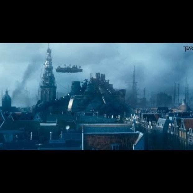 Tears of Steel - sci-fi film in Amsterdam (12:15 min)