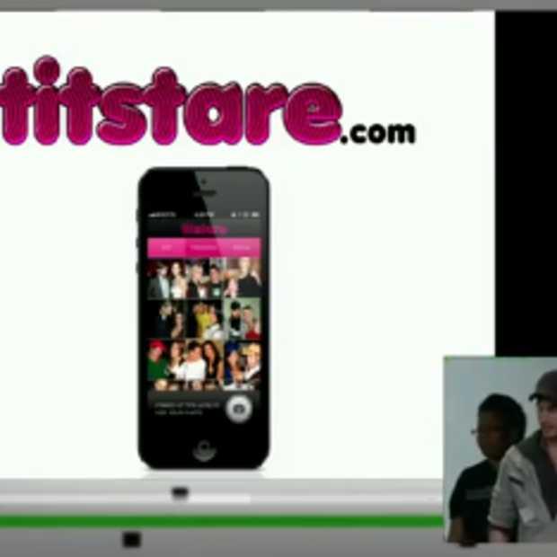 TechCrunch biedt excuses aan voor 'Titstare' en masturbatie-act [video]