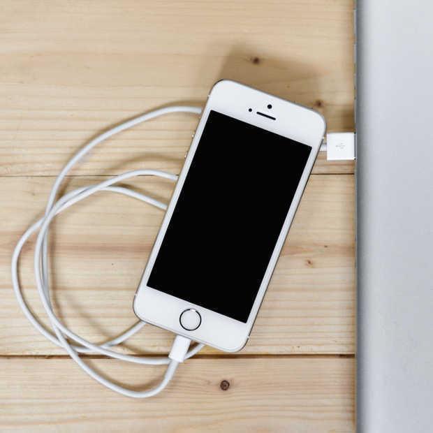 Apple werkt aan technologie voor draadloos opladen op afstand