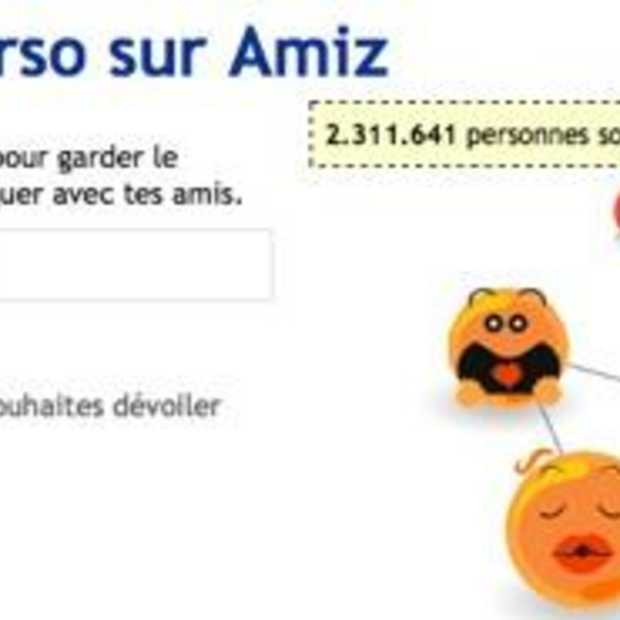 Teenage Entrepeneurs verkopen Amiz.fr