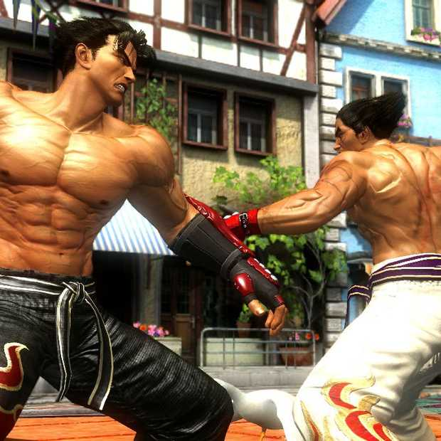 Tekken Tag Tournament 2: double the fun
