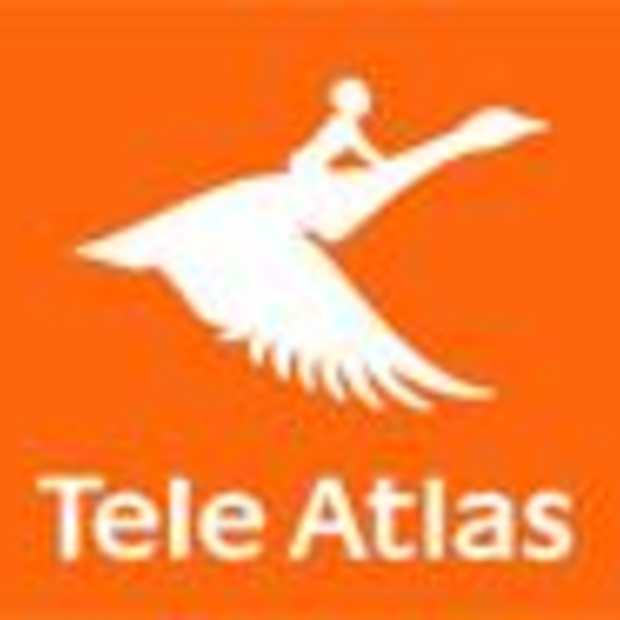 Tele Atlas sluit langdurig contract met Google
