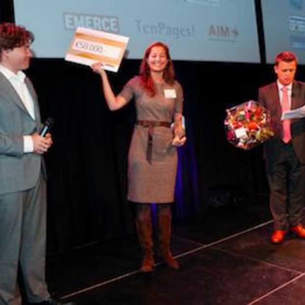 TenPages.com winnaar Accenture Innovation Awards 2010