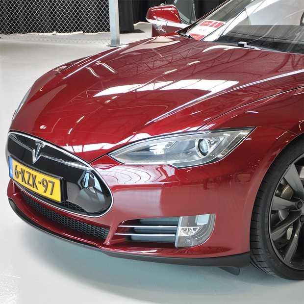 Tesla Model 3 wordt de opvolger van Model S en X