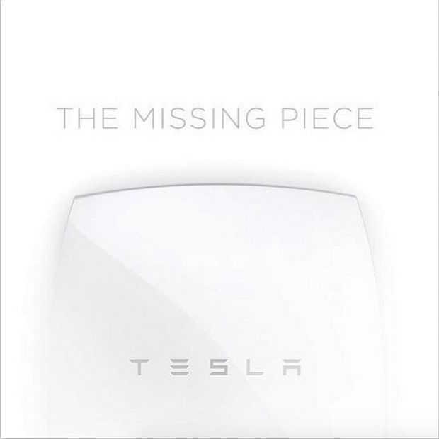 Tesla komt met Powerwall, voor duurzame energie in huis