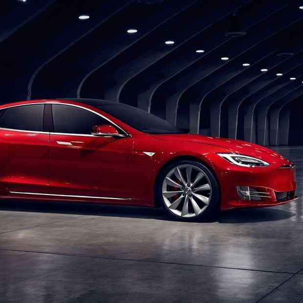 Tesla model S en X nu snelste productieauto's ter wereld