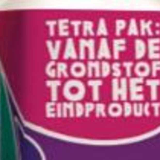 Tetra Pak spreekt via karton