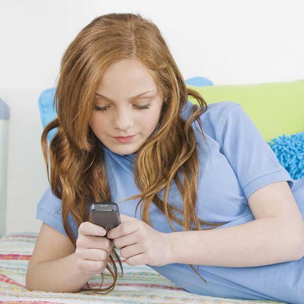 Het digitaal versturen van berichtjes maakt ons socialer