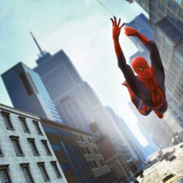 The Amazing Spider-man is niet heel erg amazing