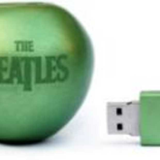 The Beatles Stereo USB Apple-stick