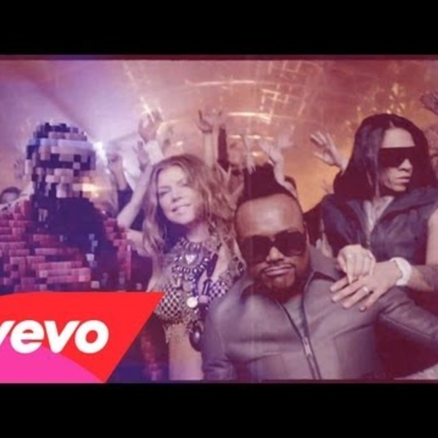 Weekend Viral : Black Eyed Peas - The Time (Dirty Bit)