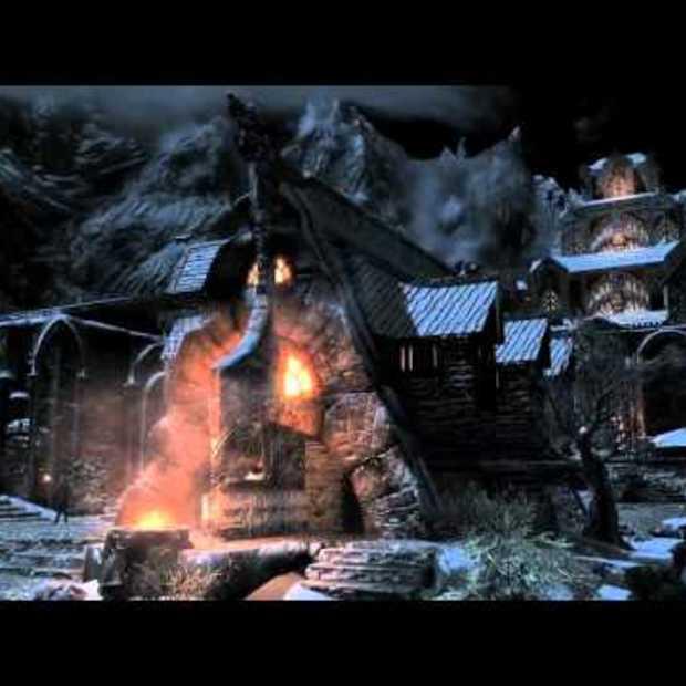 The Elder Scrolls V: Skyrim gameplay trailer