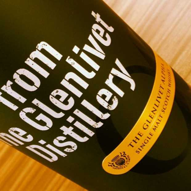 The Glenlivet Alpha: mysterieuze single malt