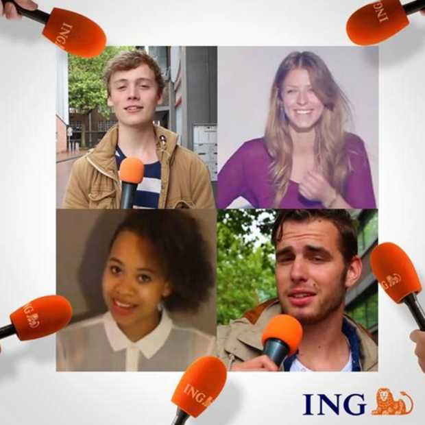 'The golden ticket' voor studenten: ING #Jumpstart