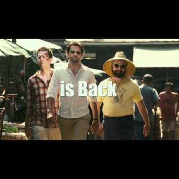 Weekend Viral : The Hangover 2 Trailer HD