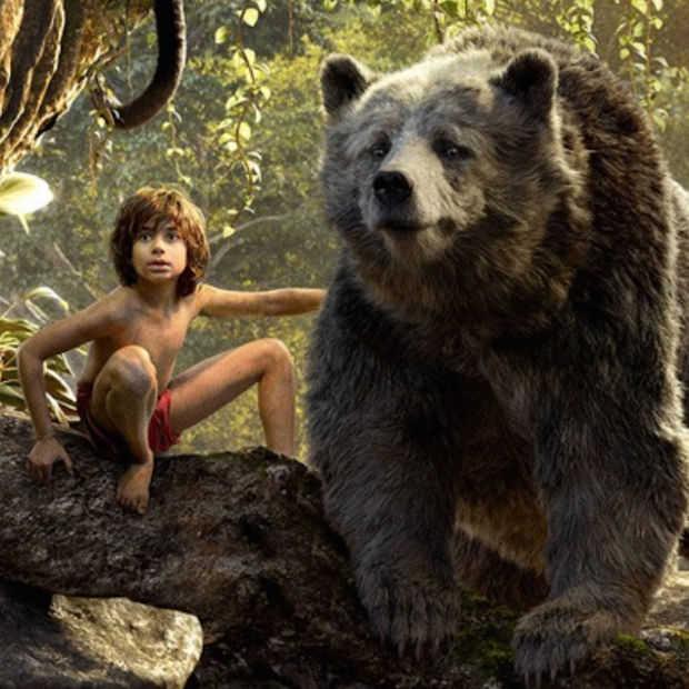 Zo werd The Jungle Book opgenomen en gemaakt