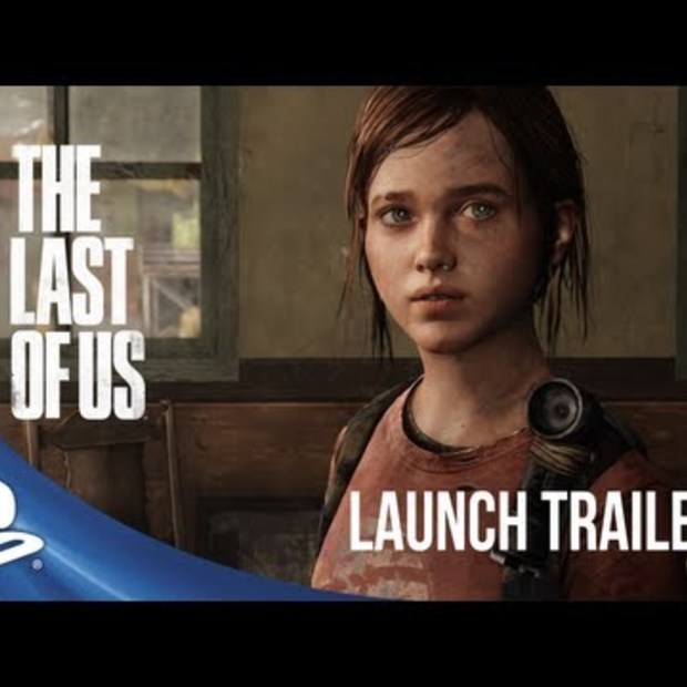 The Last of Us launch trailer