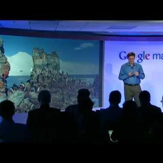 De volgende dimensie van Google Maps