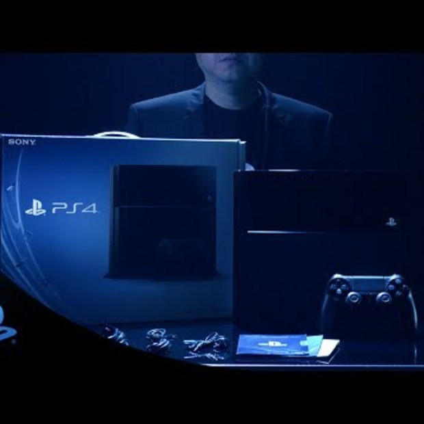 The Official PS4 Unboxing Video