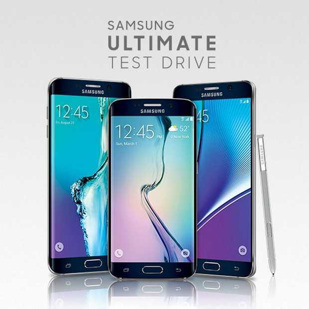 Samsung geeft iPhone bezitters een nieuwe Galaxy om 1 maand te testen