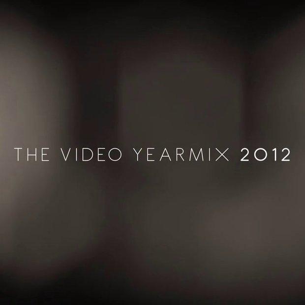 De Music Video Yearmix 2012