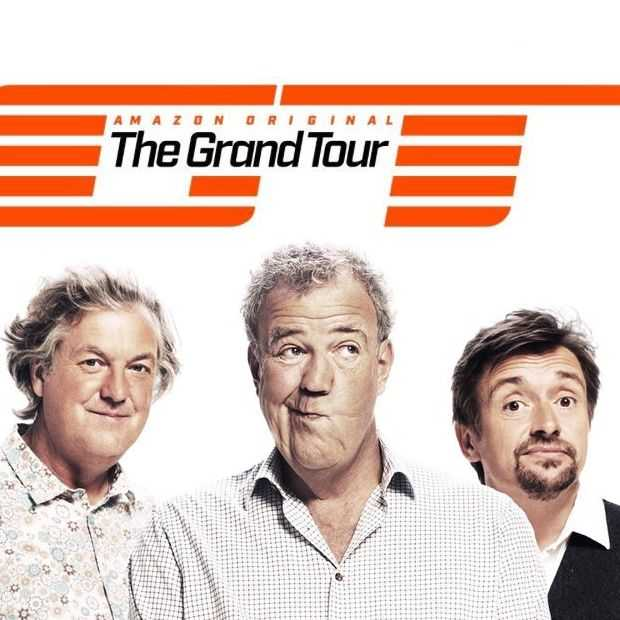 The Grand Tour: de trailer