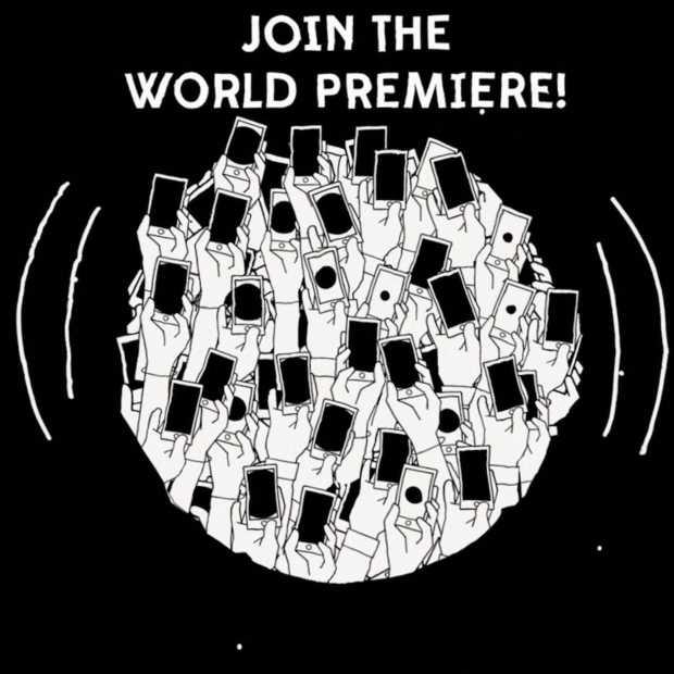 Wereldpremière The Smartphone Orchestra tijdens Lowlands