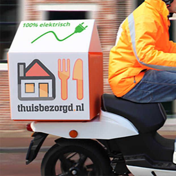 Takeaway.com gaat naar de beurs met 23 euro per aandeel