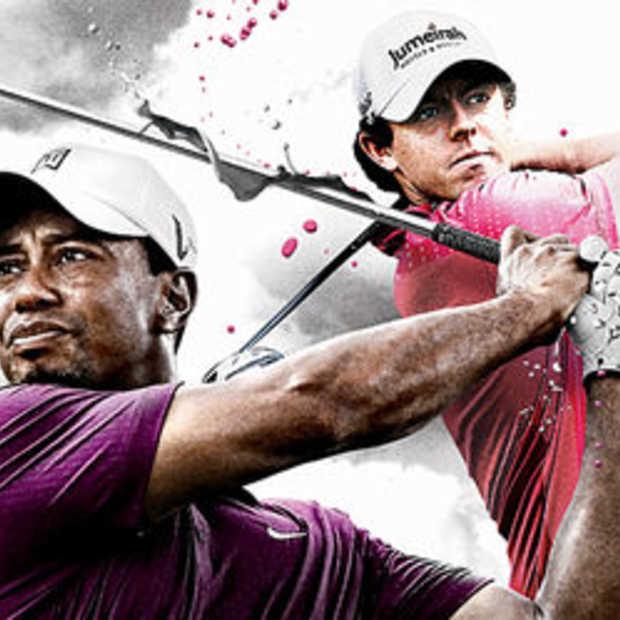 Tiger Woods PGA Tour 13 zit te ver boven par