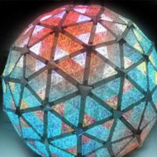 Times Square Ball: 26000 leds by Philips