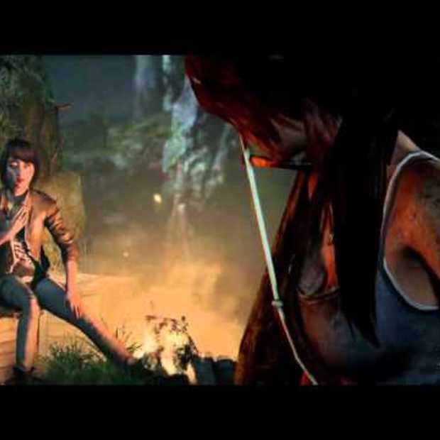 Tomb Raider (Reboot) trailer E3 2012