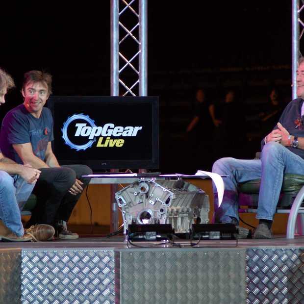Top Gear Live komt weer naar Nederland