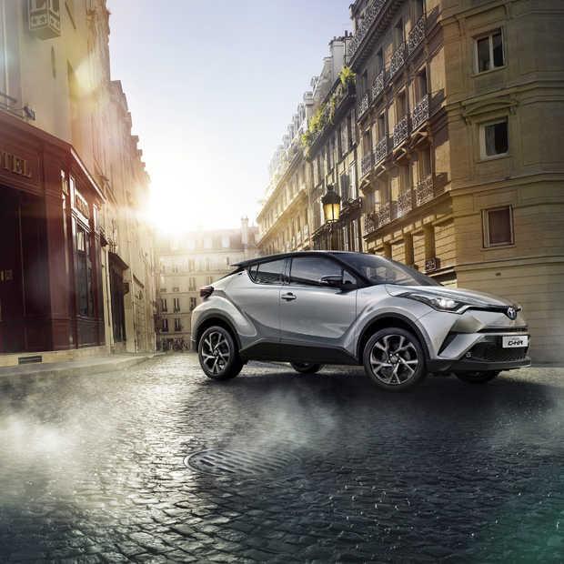 De Toyota C-HR heeft alles in huis om een groot succes te worden