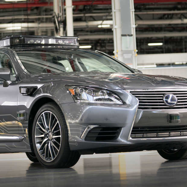 Toyota onthult next-generation autonoom rijdende testauto