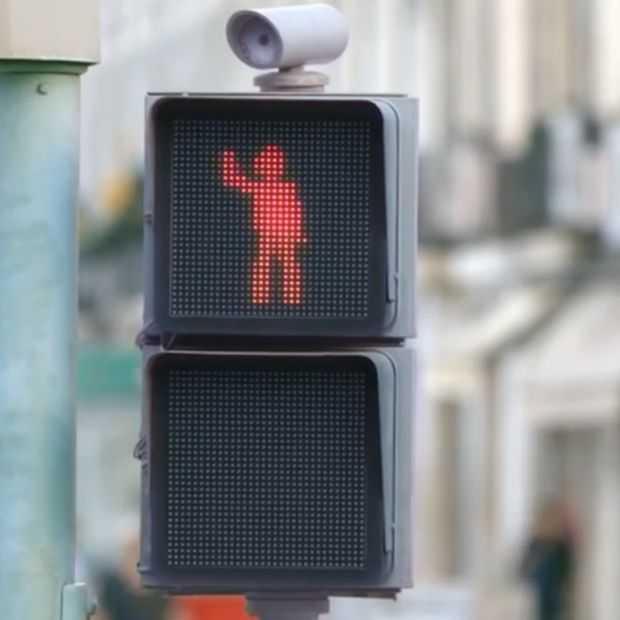 Het dansende stoplicht