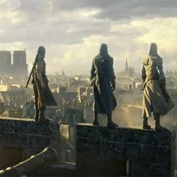 Trailer Time week 25: Assassin's Creed Unity en meer