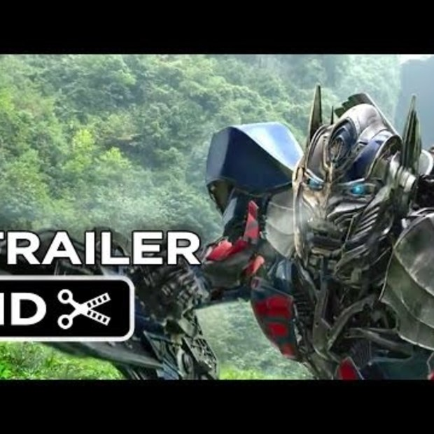 Transformers - Age of Extinction - trailer