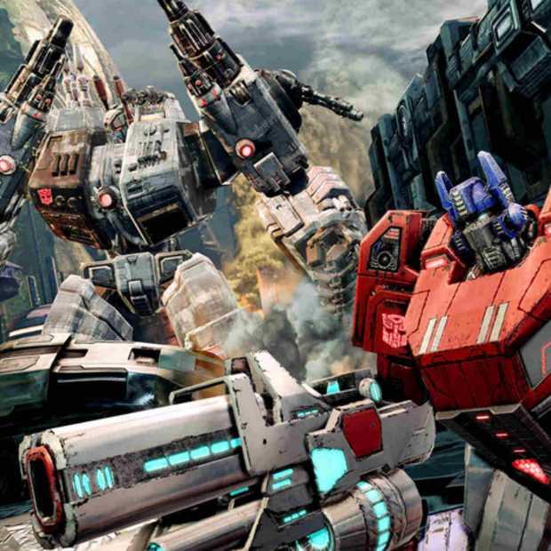 Transformers: Fall of Cybertron is half nostalgie en half kwaliteit