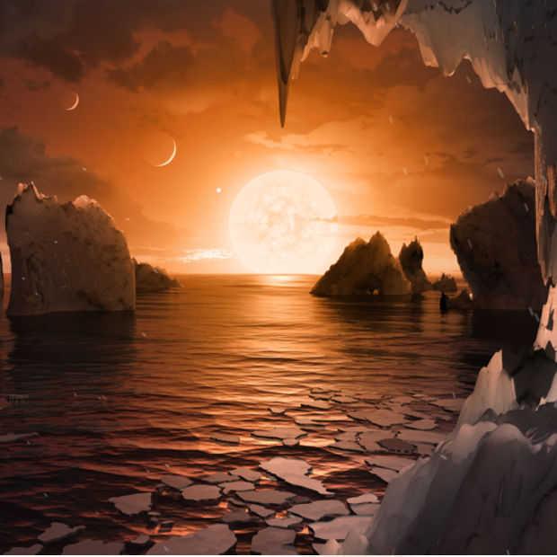 Nieuw gevonden exoplaneten zouden leven kunnen hebben