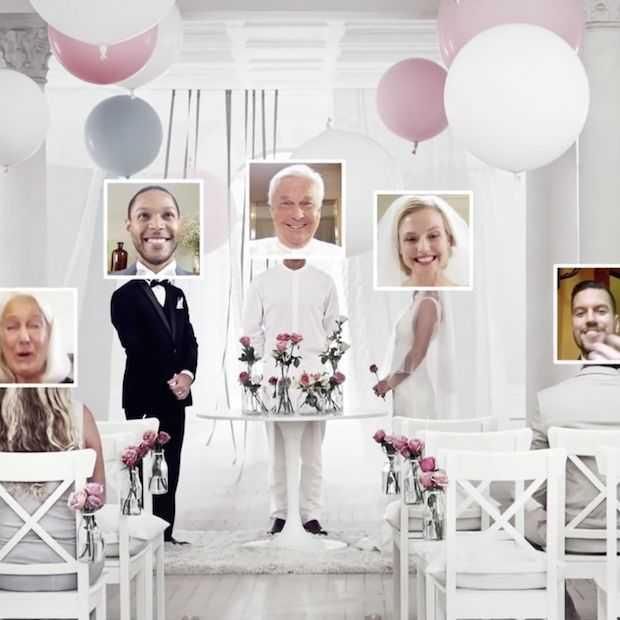 IKEA laat mensen online trouwen