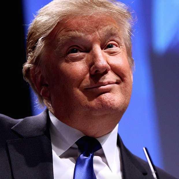 """Trump: """"winst te danken aan Facebook en Twitter"""""""