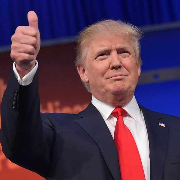 Trump heeft 'de oplossing' voor cyberaanvallen