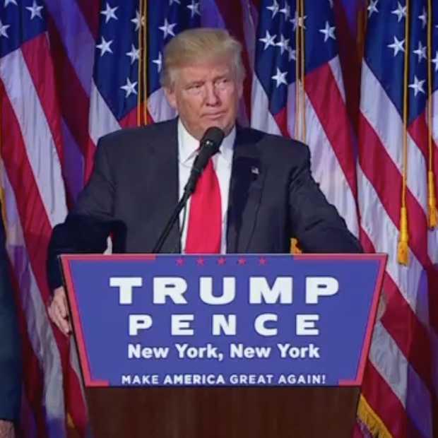 Trump is President: de leukste inhakers op sociale media