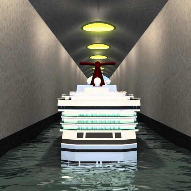 Noorwegen gaat tunnel bouwen voor schepen