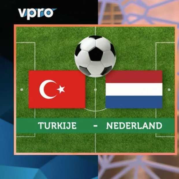 Nieuwe versie Turkije-Nederland van Lubach is weer een hit