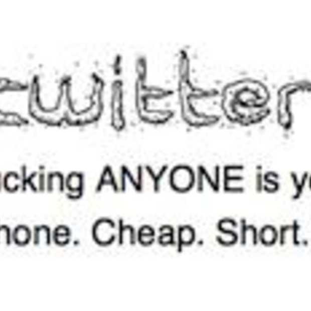 Twitter is crack cocaine en Facebook ...
