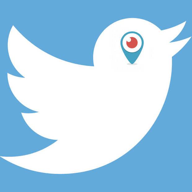 Twitter komt met livestreamen van 360-graden video's