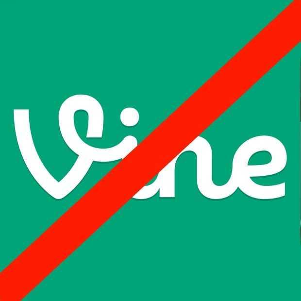 Twitter stopt met Vine